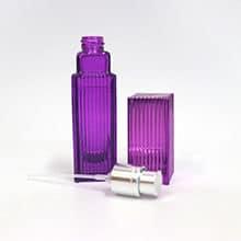 Custom Glass Perfume Bottle