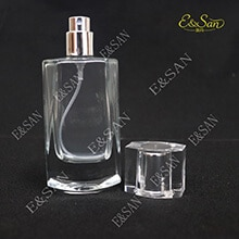 Custom Made Empty Perfume Bottle