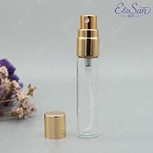5ml Glass Tube Shape Bottle