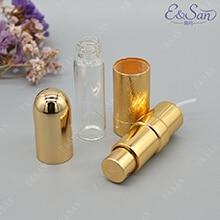 6ml Aluminium Perfume Bottle