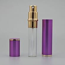 8ml Aluminium Perfume Bottle