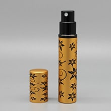 8ml Travel Aluminium Perfume Bottle