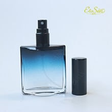 Colored Empty Perfume Bottle