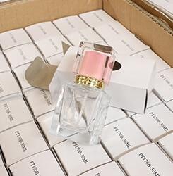 travel perfume bottle