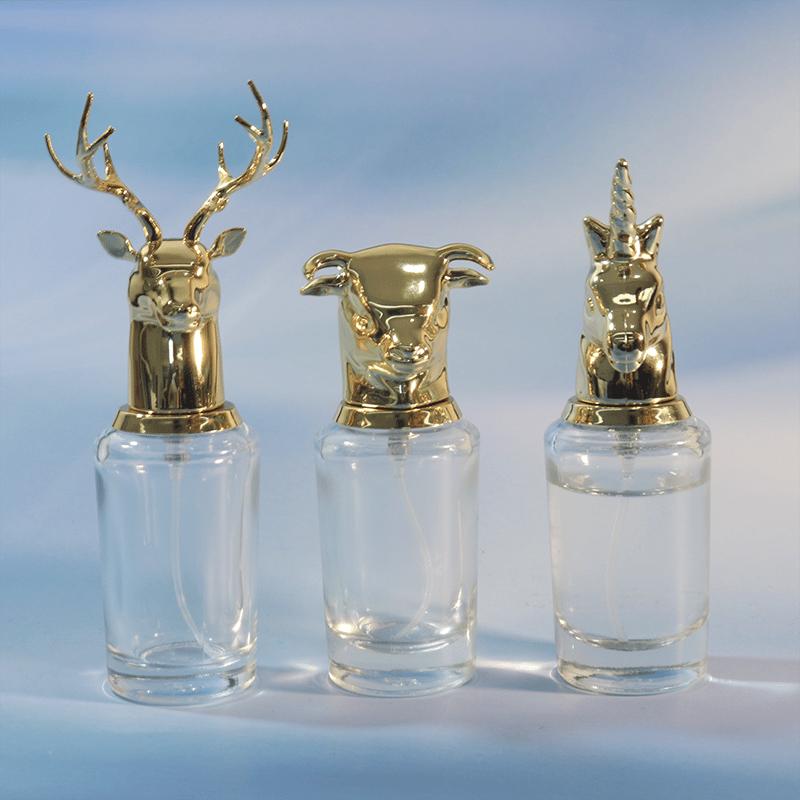 Animal Head Perfume